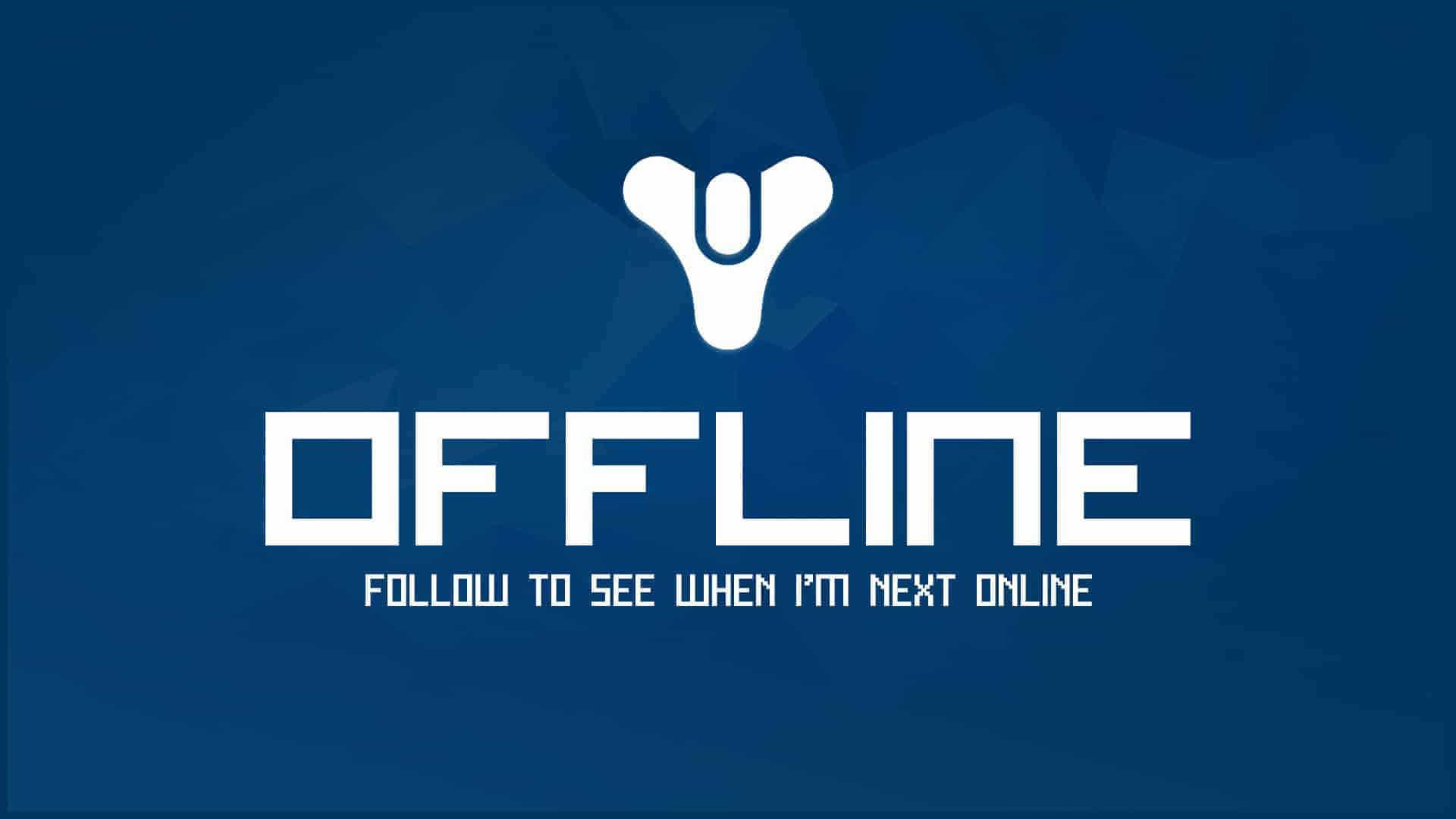 Free Stream Starting Soon Overlay