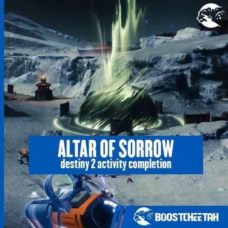 Altar of Sorrow