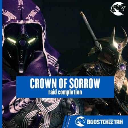 Crown of Sorrow Raid