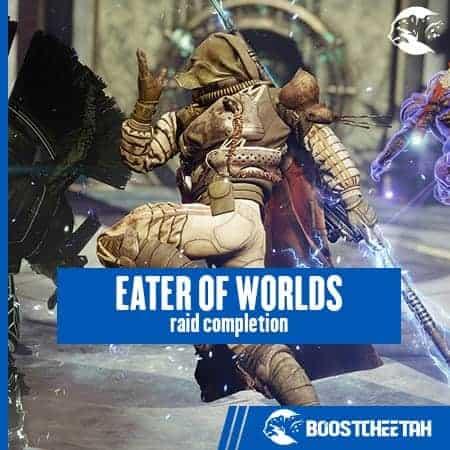 Argos Eater of Worlds Raid