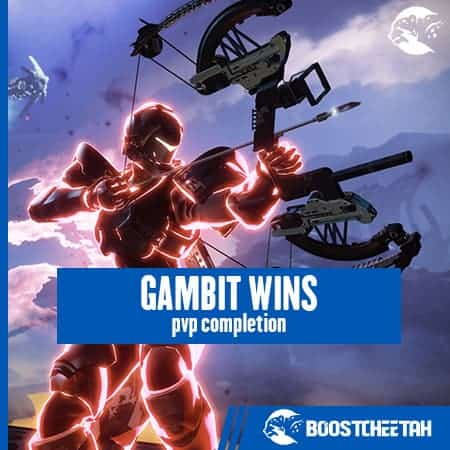 PVP Gambit Wins