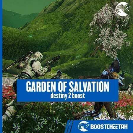 Garden of Salvation Raid