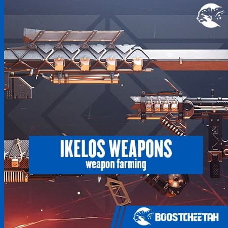 Escalation Protocol Ikelos Weapons