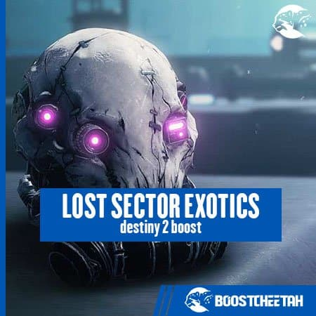 Lost Sector Guaranteed Exotic : *NEW* Legs