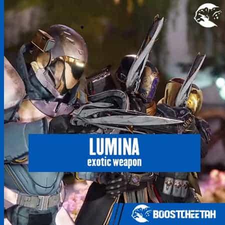 Lumina Quest (Hand Cannon)