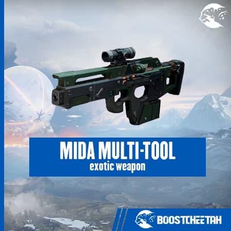 Mida Multi-Tool (Scout Rifle)