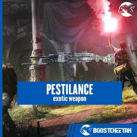 Pestilence Exotic LMG