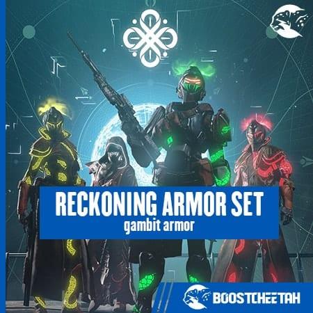 The Reckoning - Gambit Armor