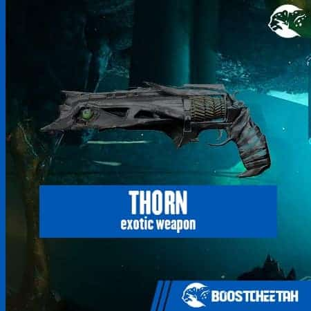 Thorn (Exotic Hand Cannon)