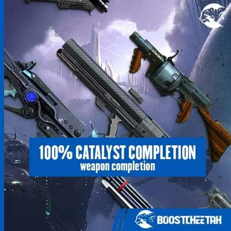 100% Catalyst Completion